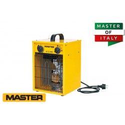 Nagrzewnica elektryczna MASTER 1,6/3,3 kW model B 3,3 EPB