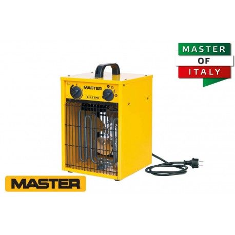 Nagrzewnica MASTER 1,6/3,3 kW B 2 EPB