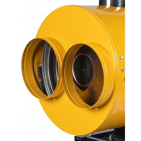 Panel 2-drożny do nagrzewnicy olejowej Master, 310 mm.